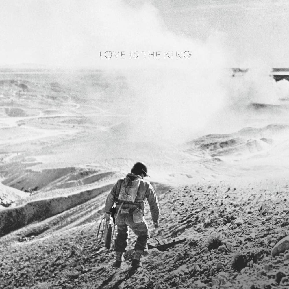 Jeff Tweedy - Love Is The King [Limited Edition Clear LP]