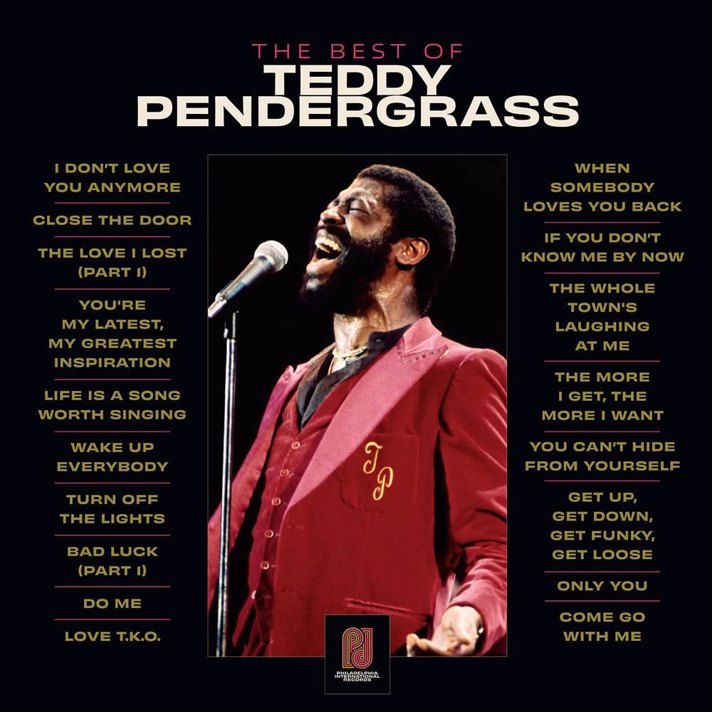 Teddy Pendergrass - The Best Of Teddy Pendergrass [LP]