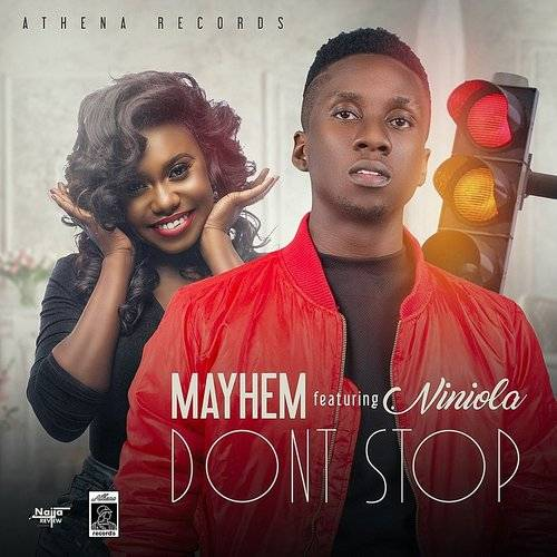 Don't Stop (Feat. Niniola) - Single