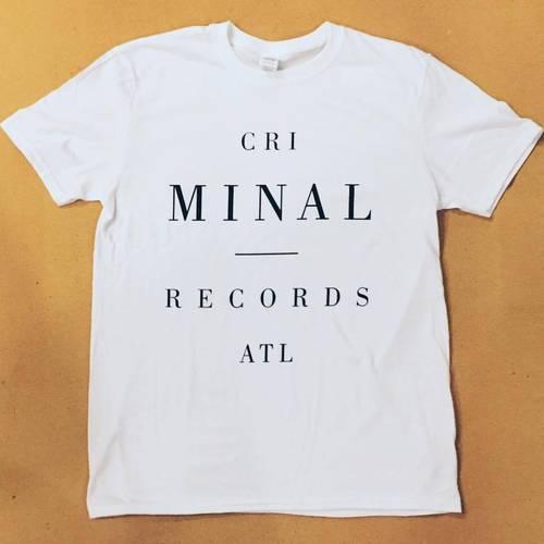 - CR Unisex Small T-Shirt - White