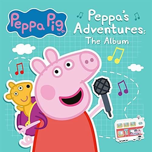 Peppa Pig - Peppa's Adventures: The Album