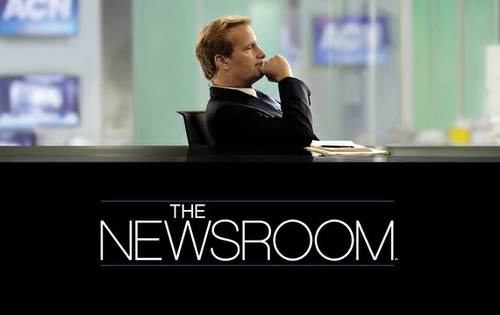 The Newsroom [TV Series]