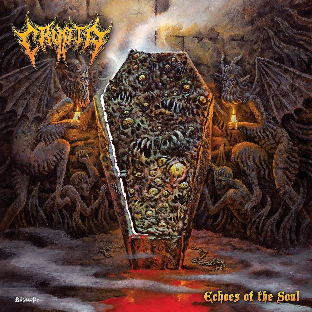 Crypta - Echoes Of The Soul [LP]