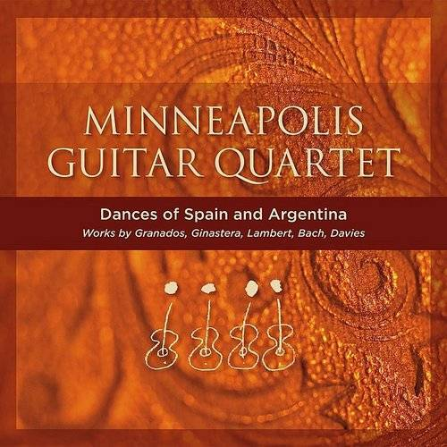Dances Of Spain And Argentina