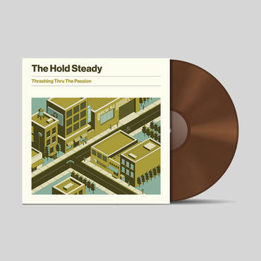 Thrashing Thru The Passion [Indie Exclusive Limited Edition Brown LP]