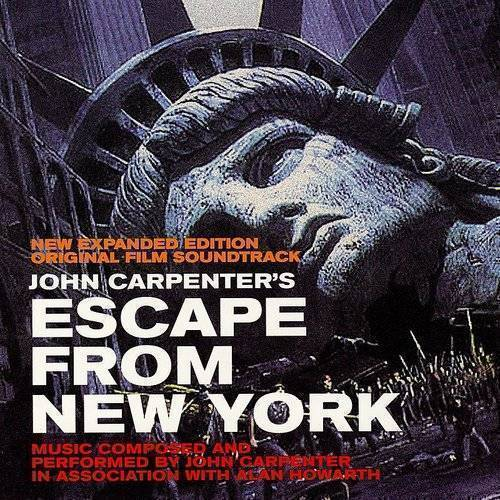 Escape From New York [Expanded Soundtrack]