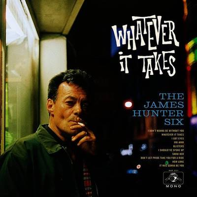 The James Hunter Six - Whatever It Takes [Indie Exclusive Limited Edition Gold LP]