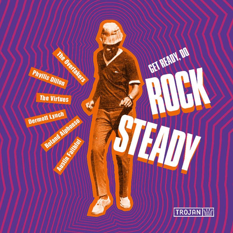 Various Artists Get Ready, Do Rock Steady