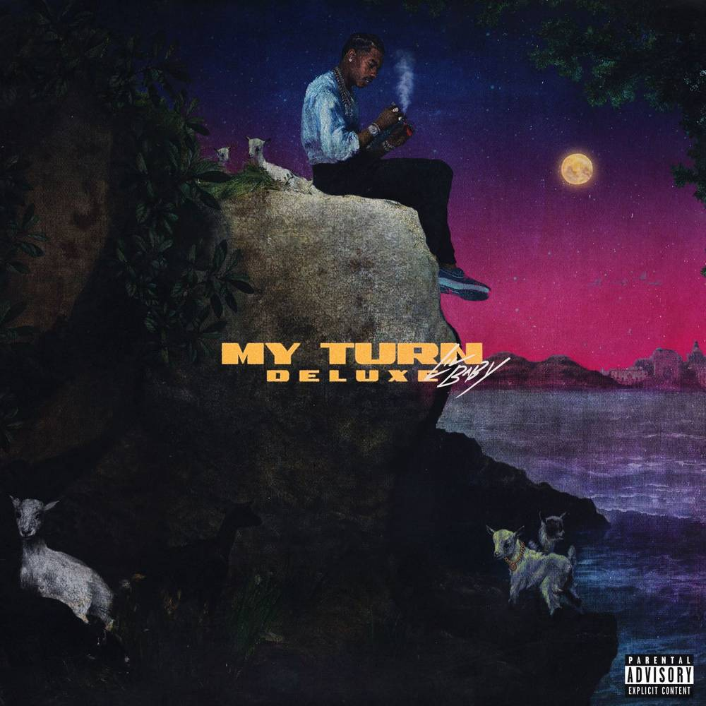 Lil Baby - My Turn [Black Ice Deluxe 3 LP]