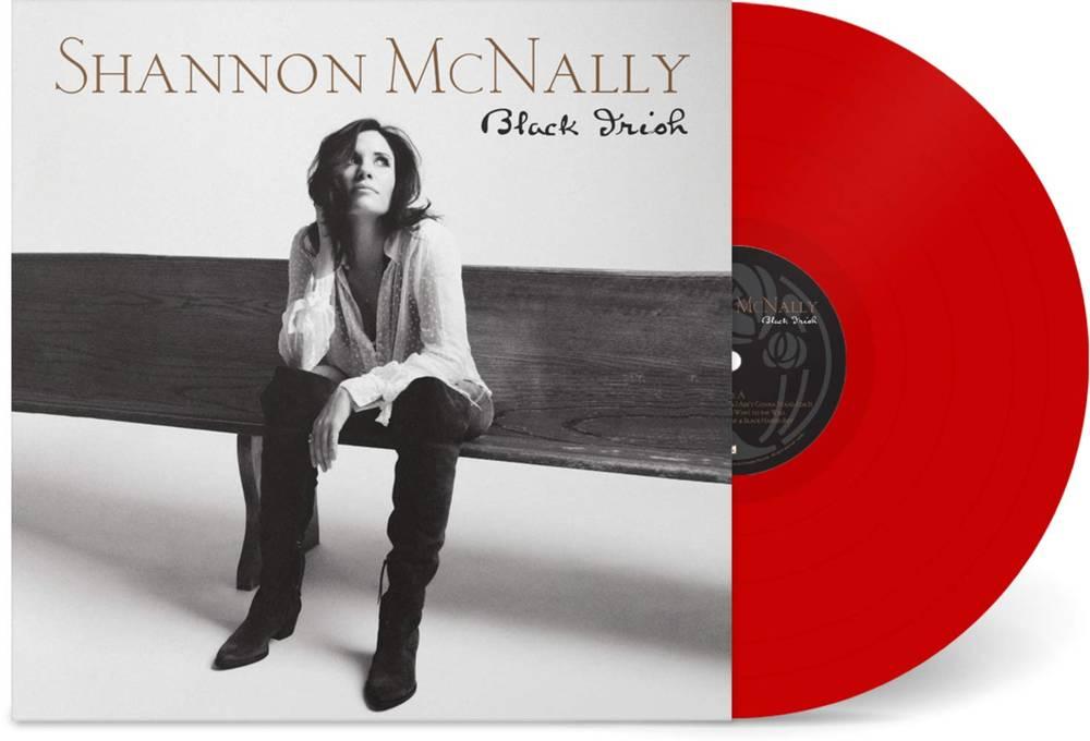 Shannon Mcnally - Black Irish [Red LP]