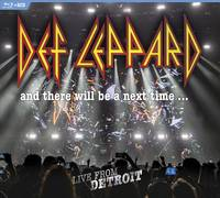 Def Leppard - And There Will Be A Next Time...Live From Detroit [Blu-ray/2CD]