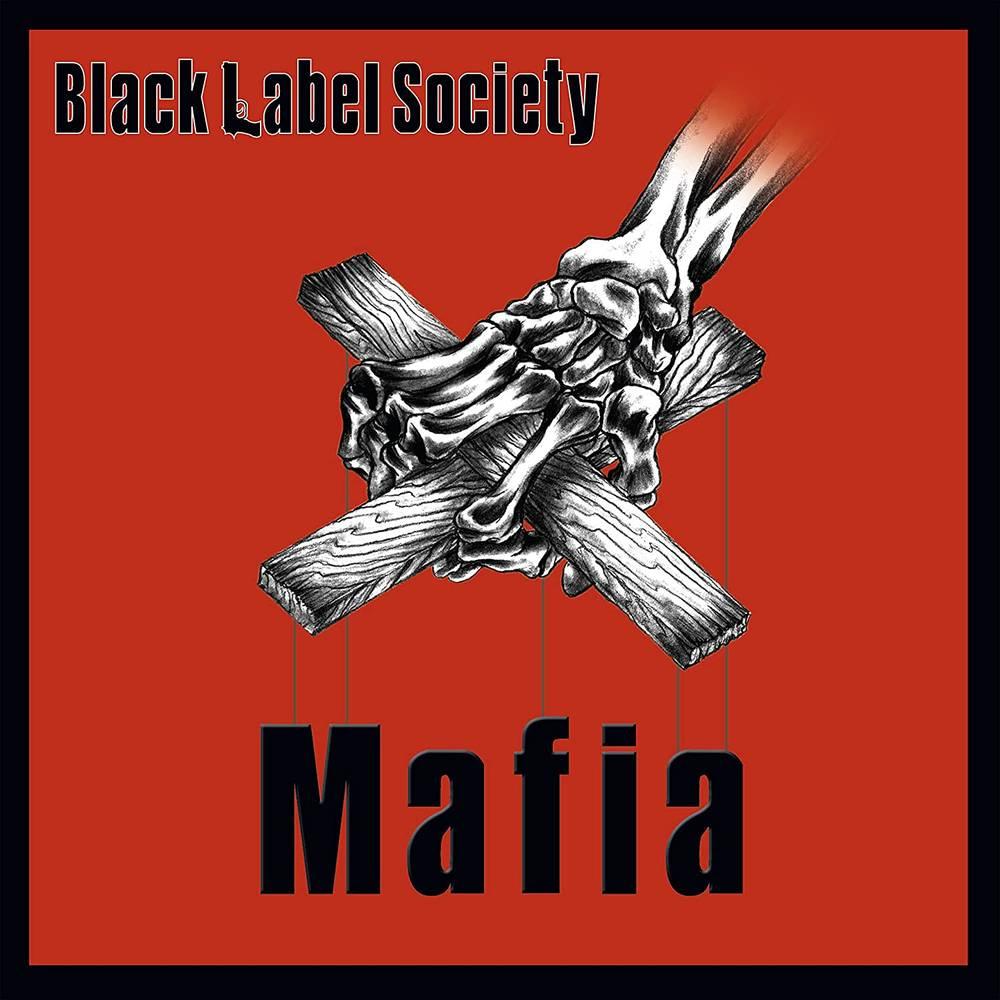 Black Label Society - Mafia [Opaque Red LP]