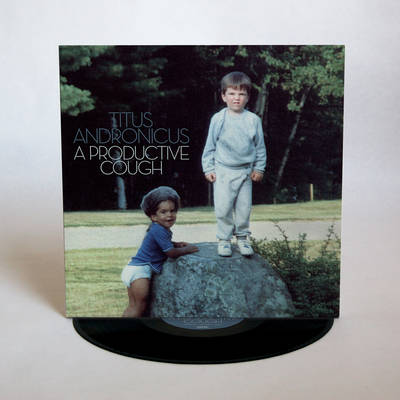 Titus Andronicus - A Productive Cough [LP]