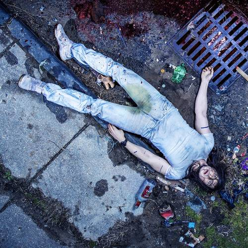 Andrew W.K. - God Is Partying [White LP+Poster]