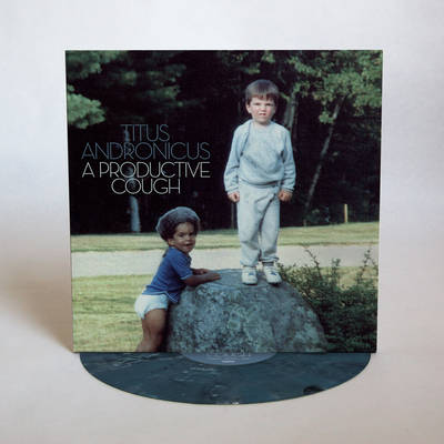 Titus Andronicus - A Productive Cough [Indie Exclusive Limited Edition Peak Vinyl]