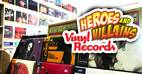Heroes and Villains Vinyl Records