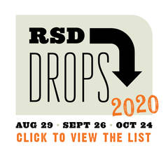 RSD DROPS 2020 - CLICK FOR LIST
