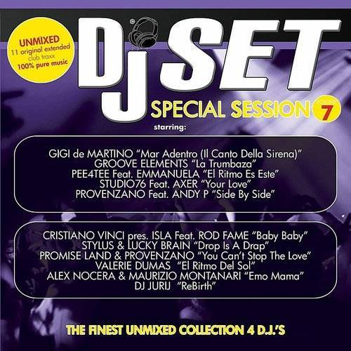 Dj Set Special Session, Vol. 7