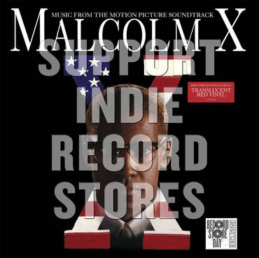 Malcolm X Music From the Motion Picture Soundtrack [RSD 2019]