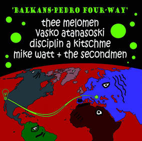 Balkans-Pedro Four-Way