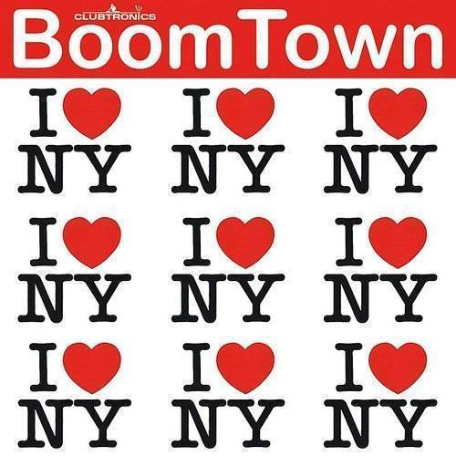 I Love Ny (6-Track Maxi-Single)