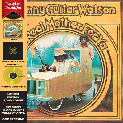 "Johnny ""Guitar"" Watson - A Real Mother For You"