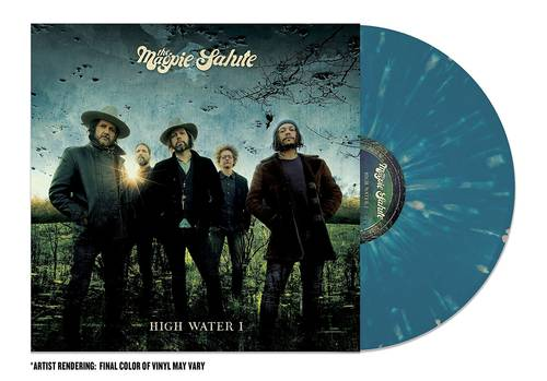 High Water I [Limited Edition Blue/White Splatter LP]