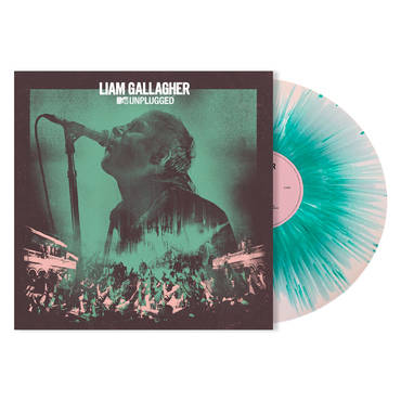 MTV Unplugged (Live At Hull City Hall) [Indie Exclusive Limited Edition Splatter LP]