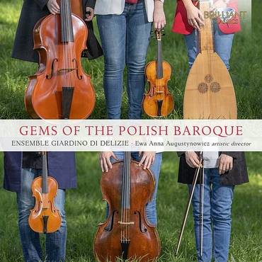 Gems Of The Polish Baroque / Various