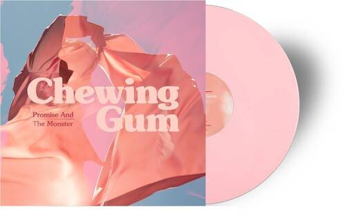 Promise & The Monster - Chewing Gum EP [Indie Exclusive Limited Edition Pink Vinyl]