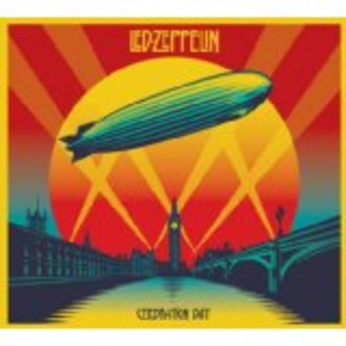 Celebration Day [2 CD, 1 Blu-Ray, CD Sized Digipak]