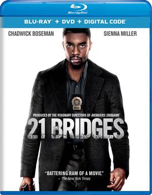 21 Bridges [Movie]