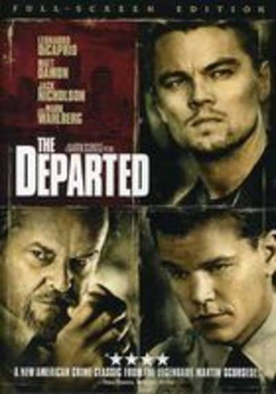 Dicaprio/Damon/Nicholson/Wahlberg - Departed