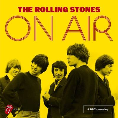 The Rolling Stones - On Air [Deluxe 2CD]