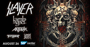 Enter to win Slayer tickets!