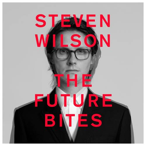 Steven Wilson - THE FUTURE BITES [Indie Exclusive Limited Edition Red LP]