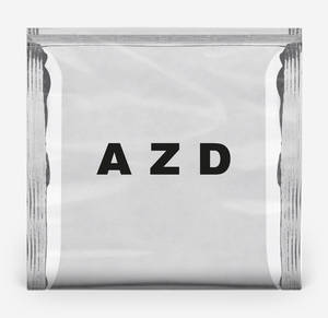 Azd [Indie Exclusive Limited Edition Clear LP with Metallic Silver Bag Sleeve]