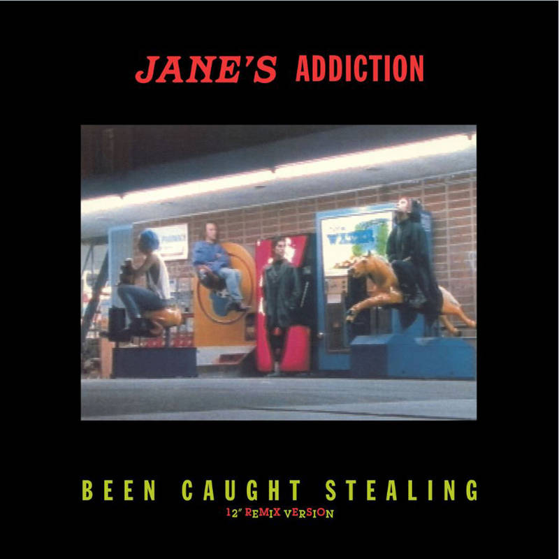 Jane's Addiction Been Caught Stealing