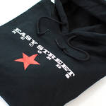 Easy Street Records - Black Star Hoodie [L]