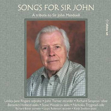 Songs For Sir John / Various