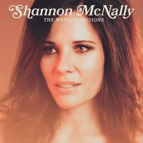 Shannon Mcnally - The Waylon Sessions [LP]