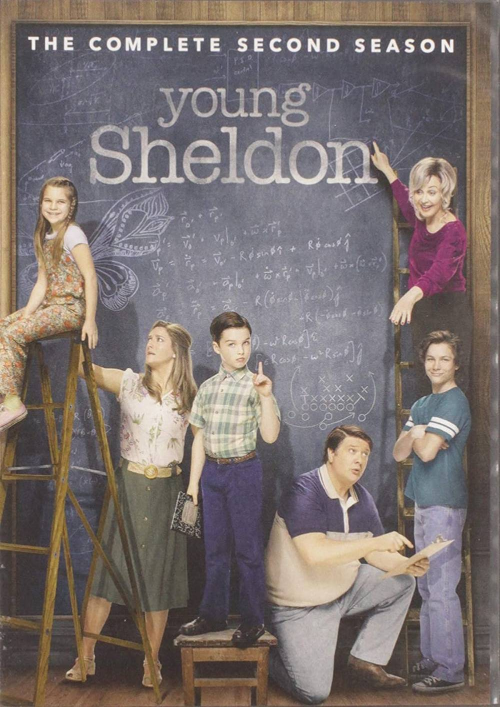 Young Sheldon [TV Series] - Young Sheldon: The Complete Second Season