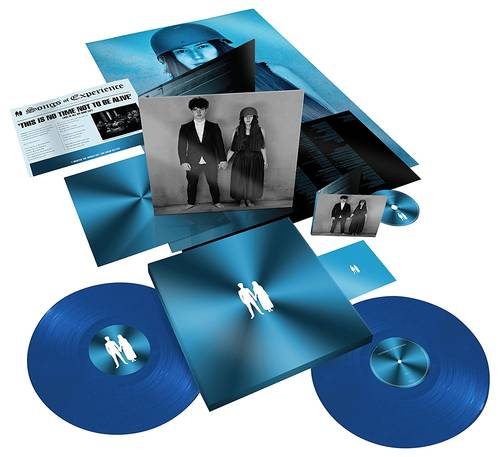 Songs of Experience [Deluxe Box Set CD/Blue 2LP]