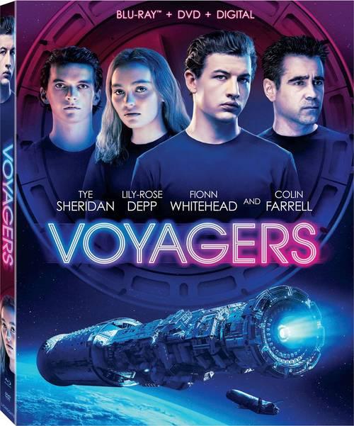 Voyagers [Movie] - Voyagers