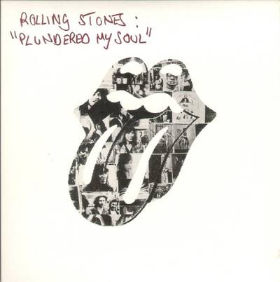 The Rolling Stones - Plundered My Soul/All Down The Line