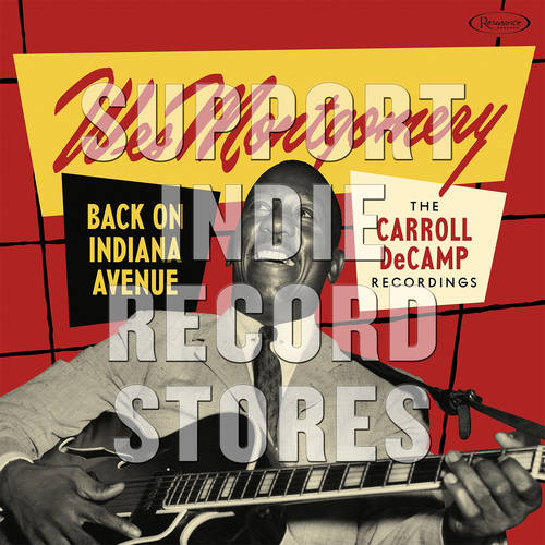 Back on Indiana Avenue: The Carroll DeCamp Recordings [RSD 2019]