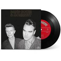 Morrissey & David Bowie - Cosmic Dancer / That Entertainment