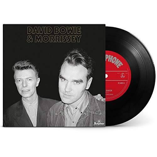 Morrissey & David Bowie - Cosmic Dancer / That Entertainment