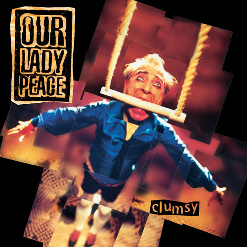 Our Lady Peace - Clumsy [Opaque White LP]