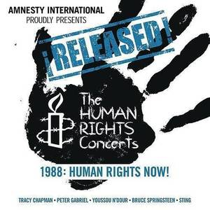 The Human Rights Concerts - 1988 Human Rights Now